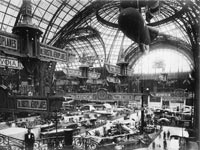 Salon au Grand Palais