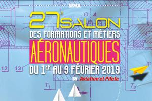 Salon des formations et métiers aéronautiques 2019