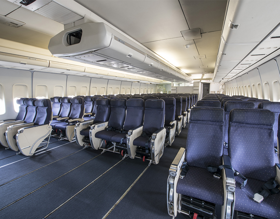 beautiful boeing 747 corsair interieur pictures trend