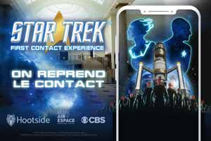 Star Trek : First Conctact Experience