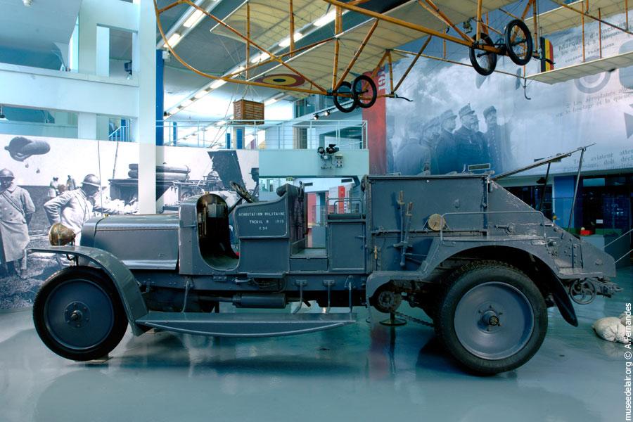 Agrandir Treuil automobile