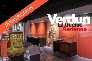 Visites guidées Verdun, la  guerre aérienne