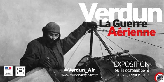 En savoir plus sur l'exposition Verdun, la guerre aérienne