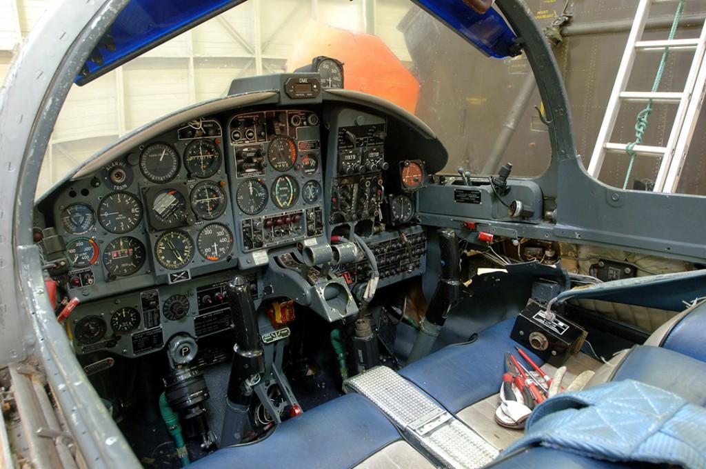 "Morane-Saulnier MS-760 ""Paris"" n°1"
