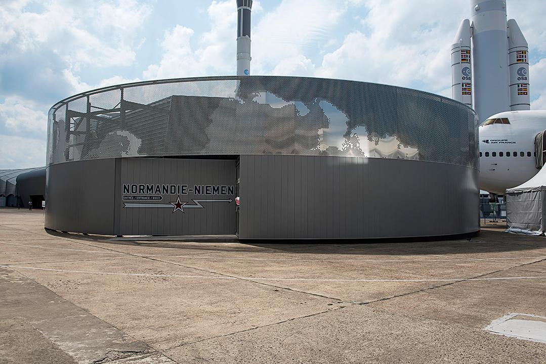 Agrandir Hall Normandie - Niemen