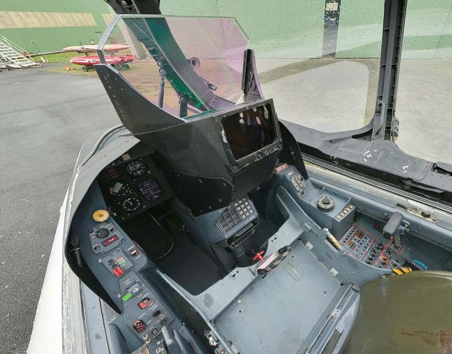 Cockpit Rafale A