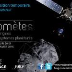 Exposition Comètes