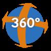 Panorama 360 degrés