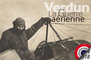 Communiqué de presse - Verdun, la guerre aérienne