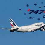 Journées portes ouvertes Boeing 747-400 Air France