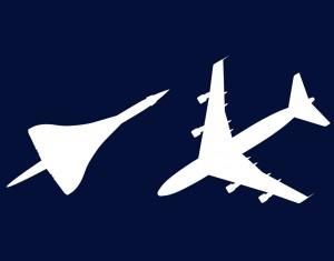 Visite Boeing 747 et Concorde