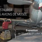 Restaurer les avions de musée