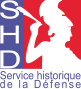 Logo Service Historique de la Défense