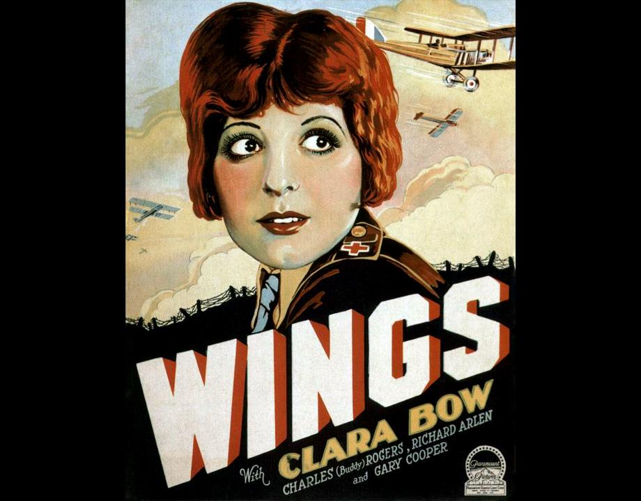 Affiche du film Wings / « Les Ailes »